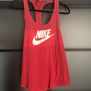 Nike Perforated Tank Top